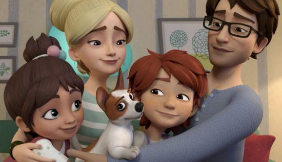 Смотрите сдетьми «Просто оважном. Про Миру иГошу»— добрый мультсериал ожизни обыкновенной семьи