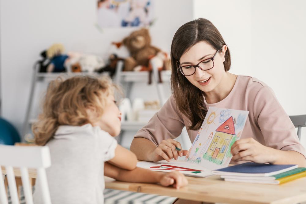 Как понять особого ребенка через рисунок? Рекомендации психолога