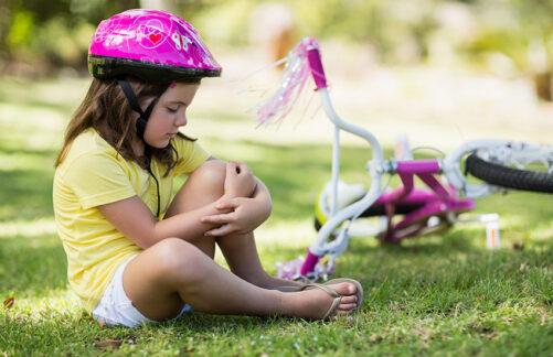 Как недопустить детскую травму ичто делать, когда ребенок травмировался