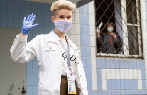 Переболевшие COVID-19 будут помогать заболевшим москвичам накарантине