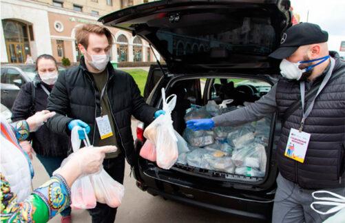 Доставка лекарств надачу ипоездки вмедицинские центры— какие задачи выполняют социальные волонтеры