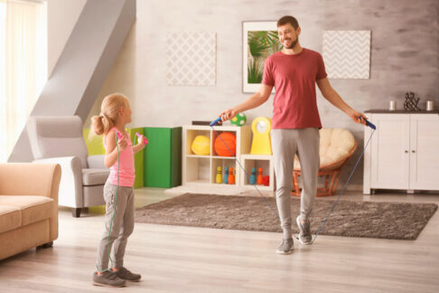 Как дети сОВЗ могут заняться оздоровительной физкультурой вквартире