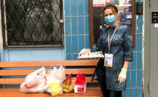 Помощь внепростой период: история covid-волонтера Владлены Кицуры