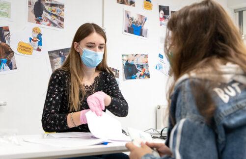 Первая работа. ВМоскве запустили проект для подростков