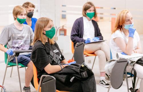 Впроекте «PROГероев» приняли участие почти 1000 подростков