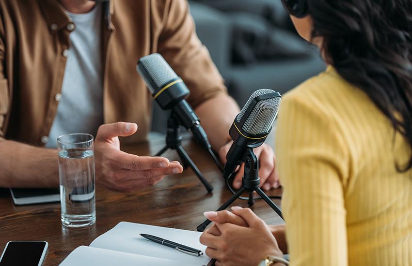 Онлайн-сессия «Подкасты— новый инструмент коммуникаций для НКО»
