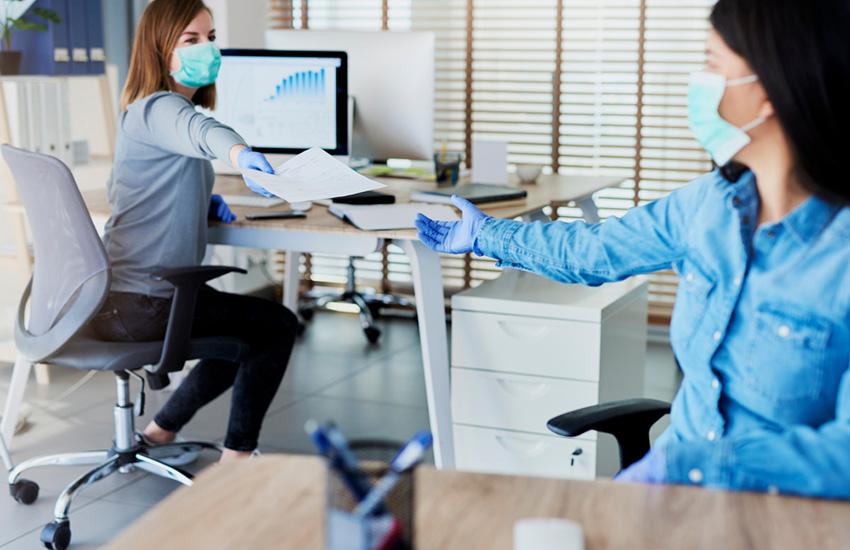 Роспотребнадзор обновил рекомендации для работодателей