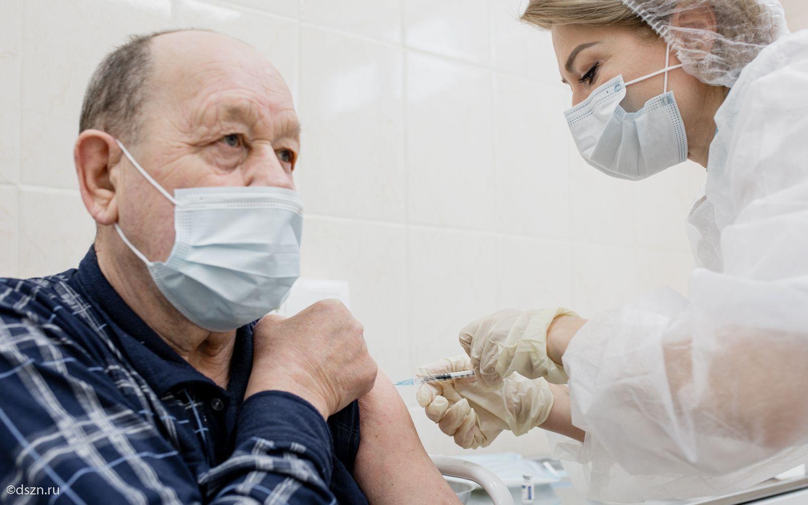 Роспотребнадзор ответил наактуальные вопросы про вакцинацию отCOVID-19