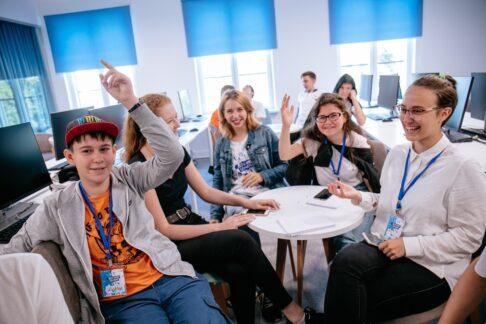 Более 1тыс. школьников вМоскве подали заявки наонлайн-проект «Лето моей карьеры»