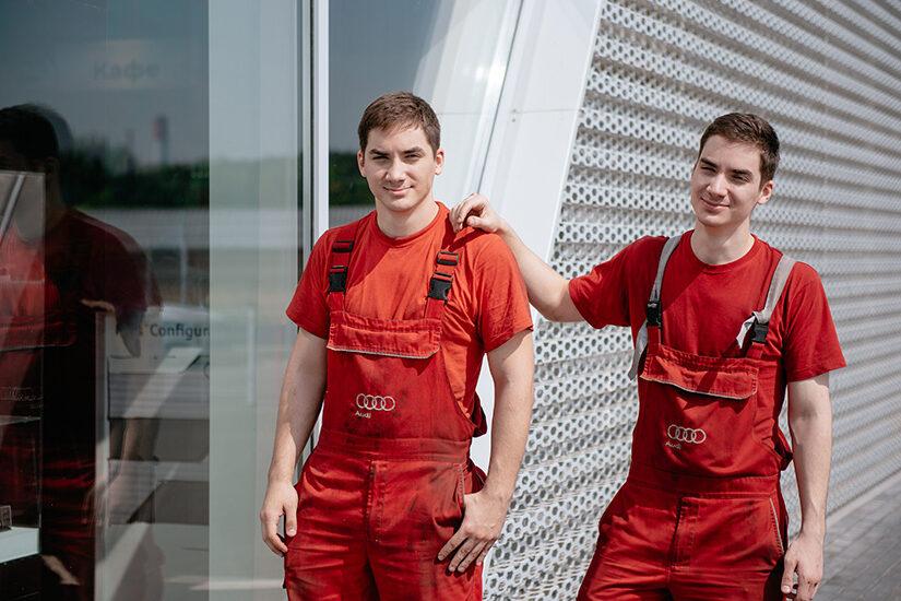 Пожизни вместе! История трудоустройства двух братьев-выпускников спомощью центра «Моя работа»