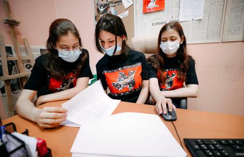 Стажировки дают полезный опыт: впечатления юных москвичек олетней программе